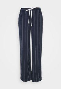 Lauren Ralph Lauren - SEPARATE LONG PANTS - Pyjama bottoms - navy - 0
