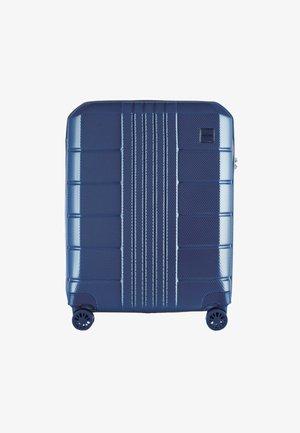 TRAIL STYLE 2 - Wheeled suitcase - marineblau