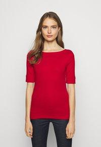Lauren Ralph Lauren - T-shirt imprimé - orient red - 2