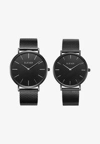 Burker - SET - Montre - black - 2