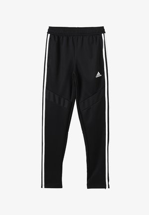 TIRO AEROREADY CLIMACOOL FOOTBALL PANTS - Træningsbukser - black/white