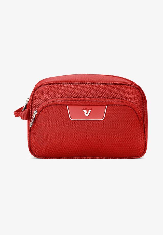 JOY - Wash bag - rosso