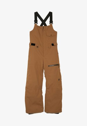 UTILI YOUTH - Snow pants - otter