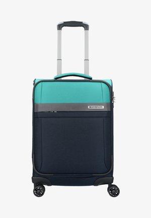 STREAM  - Wheeled suitcase - marine