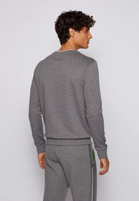 BOSS - SALBO - Sweatshirt - grey - 2