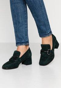 Bibi Lou Wide Fit - Classic heels - verde - 0