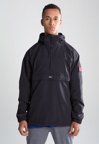 K1X - Urban Hooded - Fleece jacket - black - 0