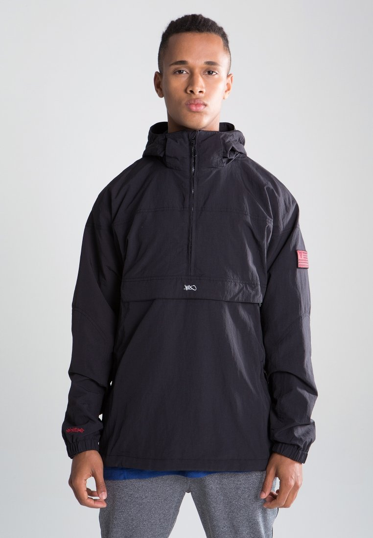 K1X - Urban Hooded - Fleece jacket - black