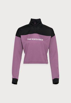 Pitkähihainen paita - pikes purple