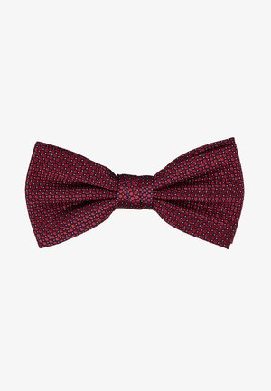MICRO DESIGN BOWTIE - Bow tie - red