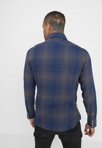 G-Star - 3301 SLIM - Shirt - indigo/carbid - 2