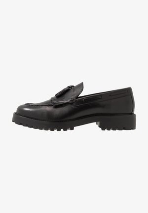 SEAN TASSEL LOAFER - Loafers - black