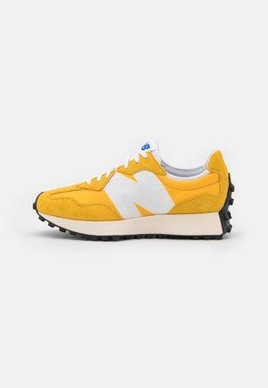 327 UNISEX - Trainers - gelb/weiß