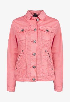 Denim jacket - coral banks