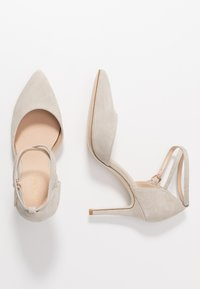 Anna Field - LEATHER PUMPS - High heels - grey - 3