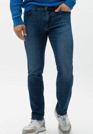 STYLE CADIZ - Straight leg jeans - authentic blue used
