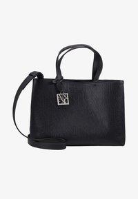 Armani Exchange - SHOPPING BAG - Håndveske - black - 1