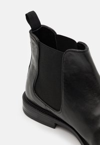 Zign - LEATHER - Classic ankle boots - black - 5