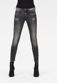 G-Star - ARC 3D MID SKINNY  - Jeans Skinny Fit - vintage basalt - 0