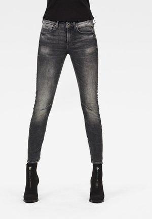 ARC 3D MID SKINNY  - Jeans Skinny Fit - vintage basalt