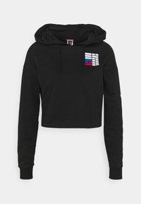 The North Face - IC HOODIE - Sweatshirt - black - 3