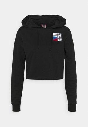 IC HOODIE - Sweatshirt - black