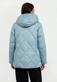 Finn Flare - Winter jacket - light turquois - 2