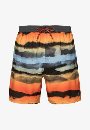 TROY  - Swimming shorts - maroon