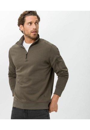 STYLE SION - Sweatshirt - khaki