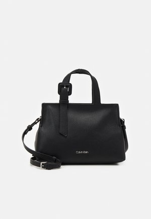 SOFT NEAT TOTE - Handbag - black