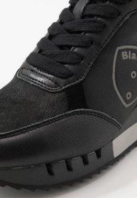 Blauer - CHARLOTTE - Joggesko - black - 2