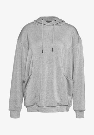 Hoodie - dark gray