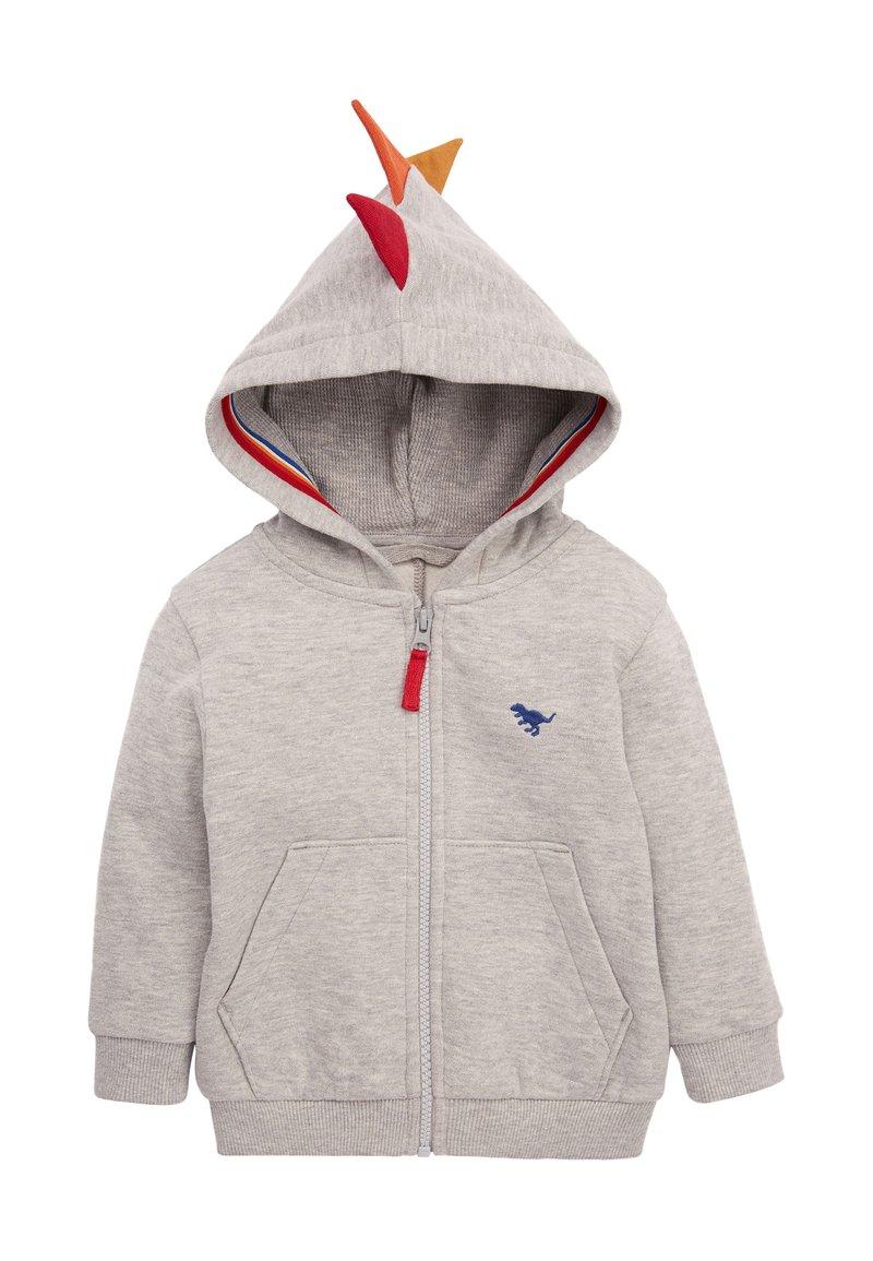 Next - DINO SPIKE  - Zip-up hoodie - grey