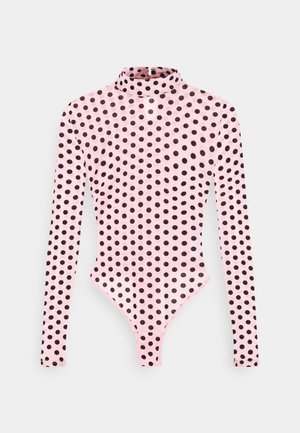SPOT BODYSUIT - Blouse - baby pink