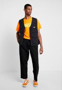 Obey Clothing - EASY PANT - Bukse - black - 1