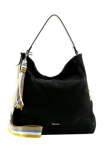 CHRISTA - Handbag - black