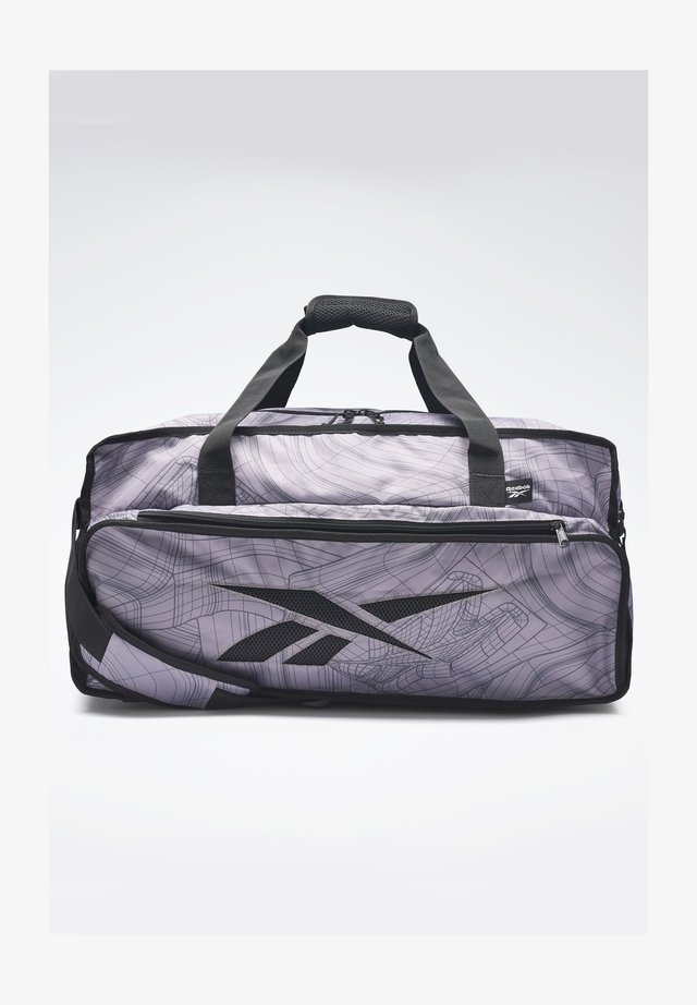 ONE SERIES GRIP DUFFLE BAG LARGE - Sports bag - grey