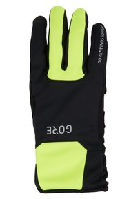 Gore Wear - THERMO - Mitaines - black/neon yellow - 3
