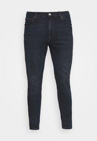 SIMON SKINNY - Jeans Skinny Fit - midnight extra dark blue
