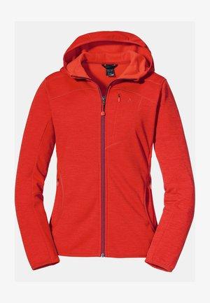BELFORT1 - Fleece jacket -  rot