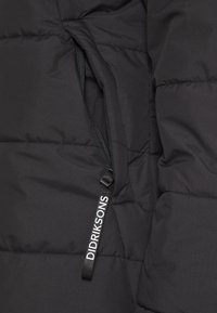 Didriksons - TINDRA - Winter coat - black - 2