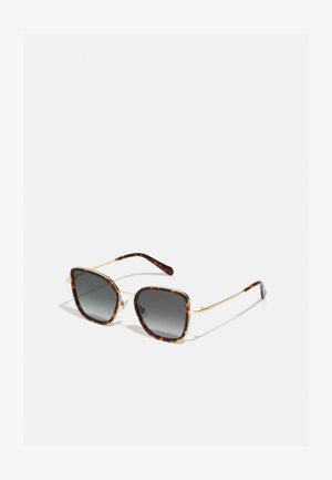 Sunglasses - light gold-coloured