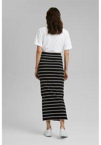 edc by Esprit - Maxi skirt - black - 2