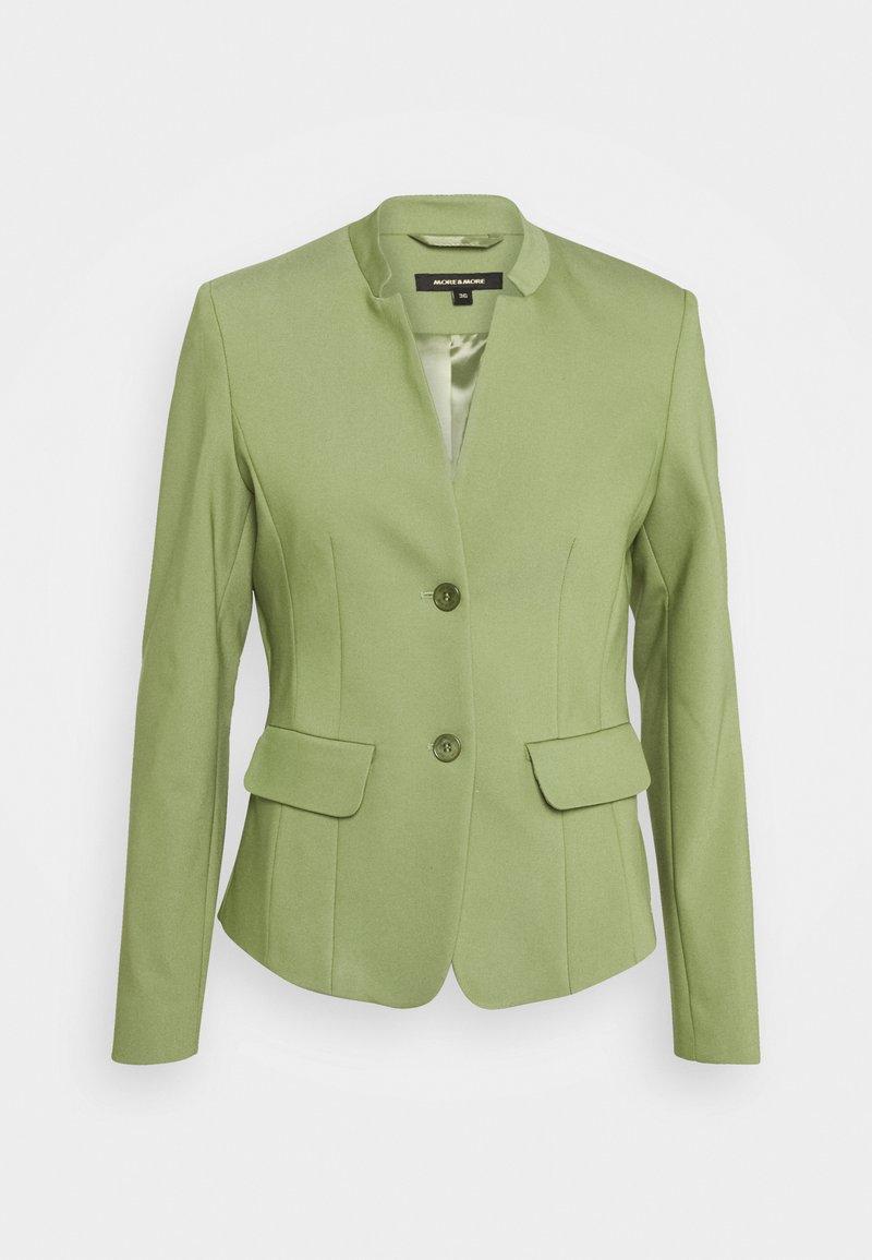 More & More - Blazer - smaragd