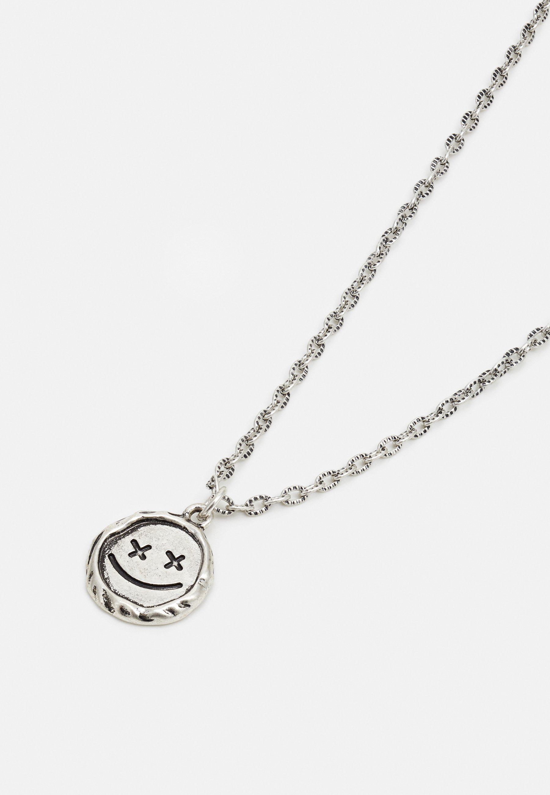 Homme EXPRESSIVE FACE NECKLACE - Collier
