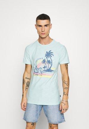 T-shirts print - starlight blue