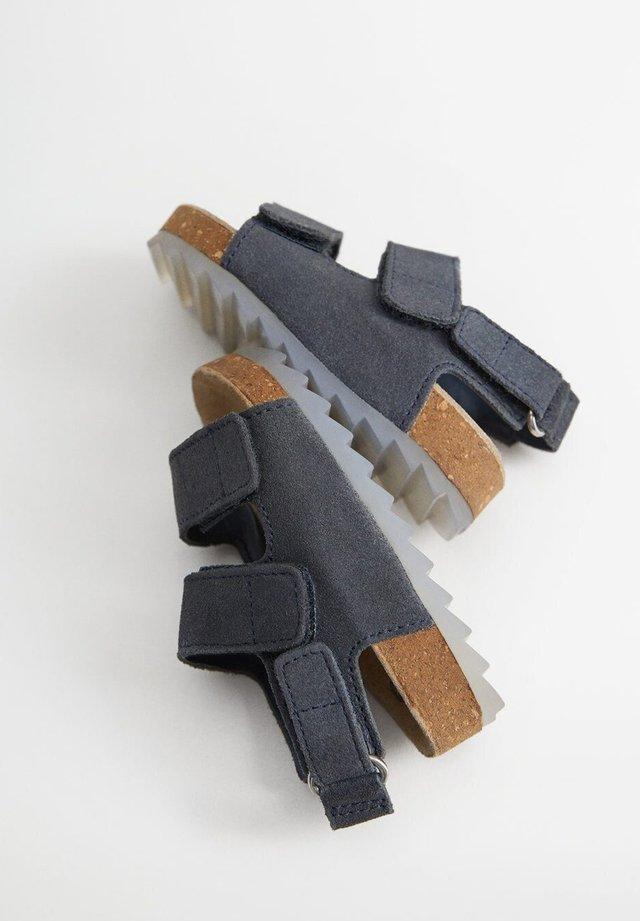 PARK - Sandales de randonnée - dunkles marineblau