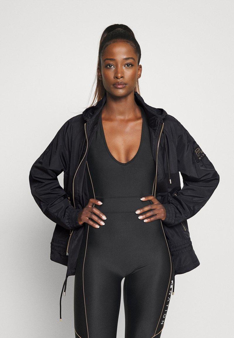 P.E Nation - JACKET - Training jacket - black