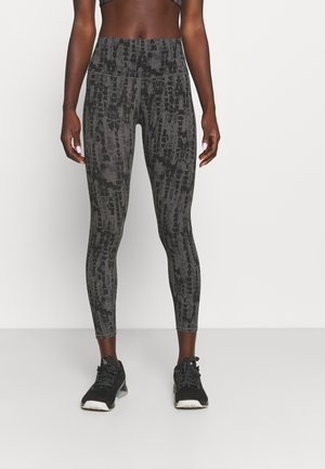 LUNA LEGGING  - Legging - black/dark grey