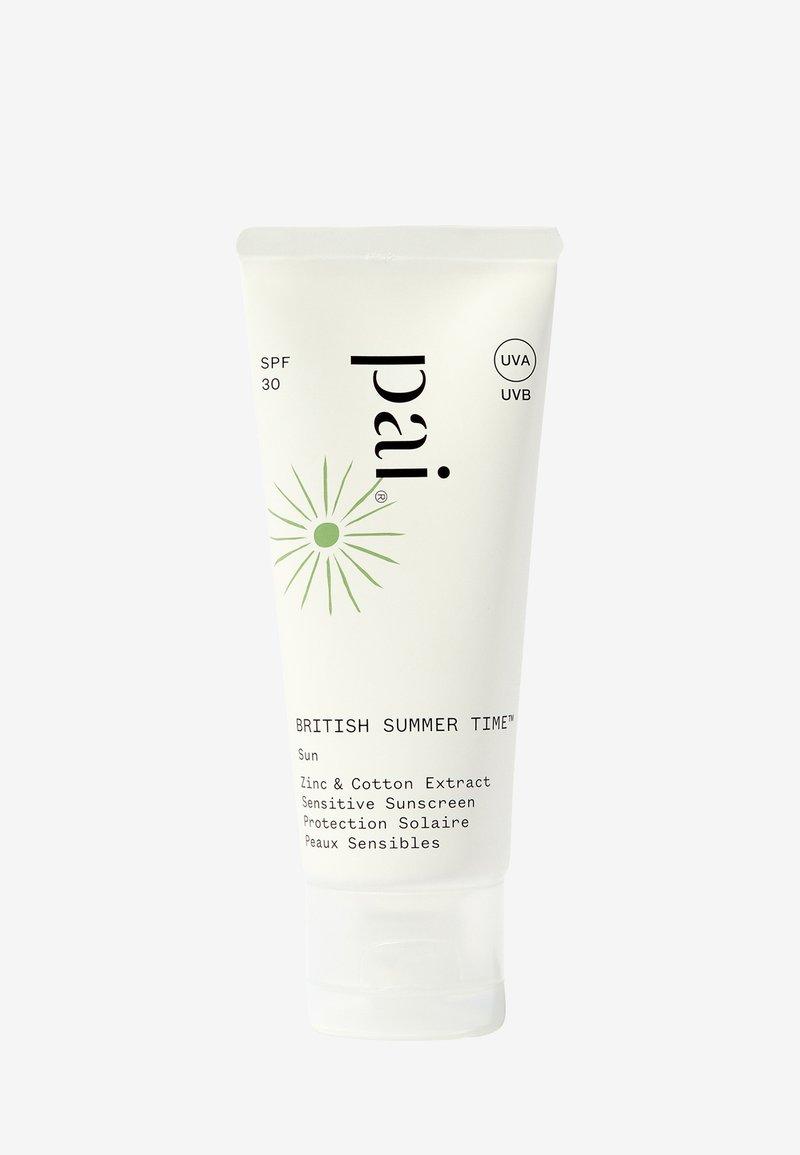 Pai Skincare - BRITISH SUMMER TIME - Sun protection - -